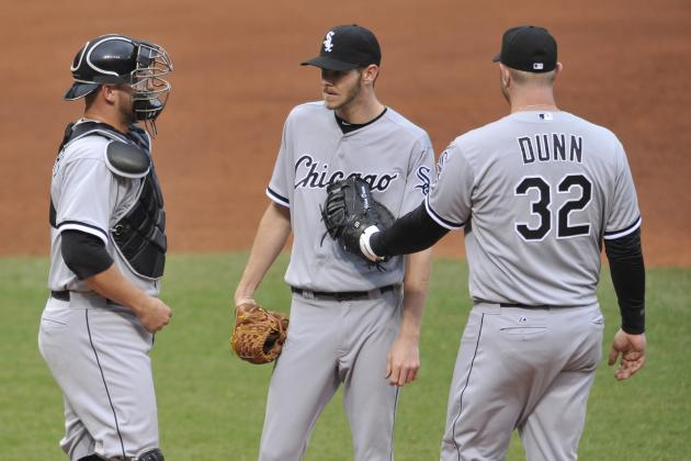 Sale Rocked as White Sox Lose Fifth Straight
