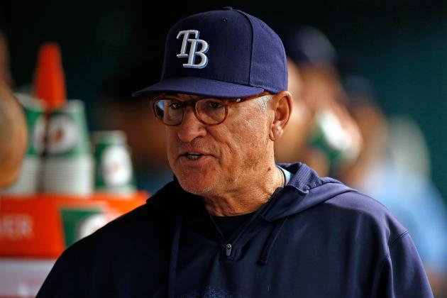 Joe Maddon: 'I Think the Bunt Is an Overrated Play'