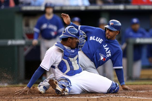 Blue Jays Beat Kansas City Royals, R.A. Dickey Delivers