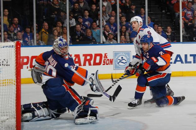 Rangers Edge Islanders 1-0 in OT in Renewed Rivalry