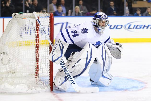 Maple Leafs Top Canadiens