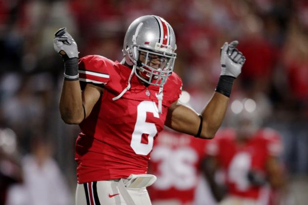Etienne Sabino Scouting Report: NFL Outlook for Ohio State OLB