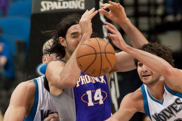 Minnesota Timberwolves 105, Phoenix Suns 93 -- Turnover troubles
