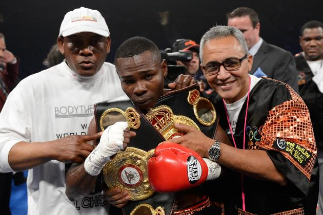 Guillermo Rigondeaux Dethrones Nonito Donaire in a Snoozer at Radio City