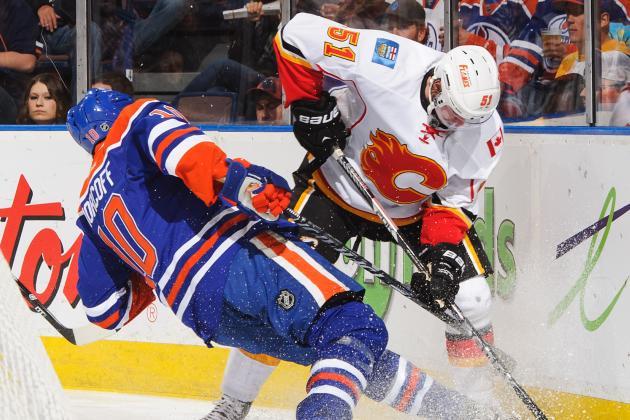 Flames 4, Oilers 1
