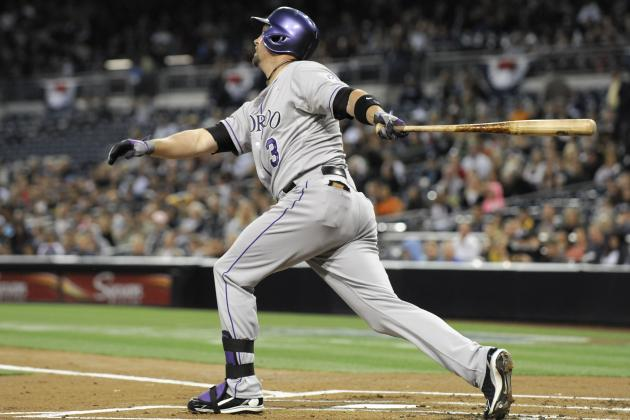 Rockies Continue Power Attack on Road with 9-5 Victory over Padres