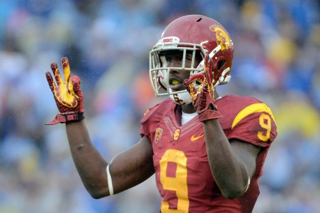 USC Football: Marqise Lee Wants to Catch Every Ball in 2013 and He's Not Kidding