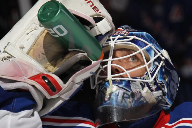 Henrik Lundqvist Getting Hot at Right Time Bodes Well for Rangers in Playoffs