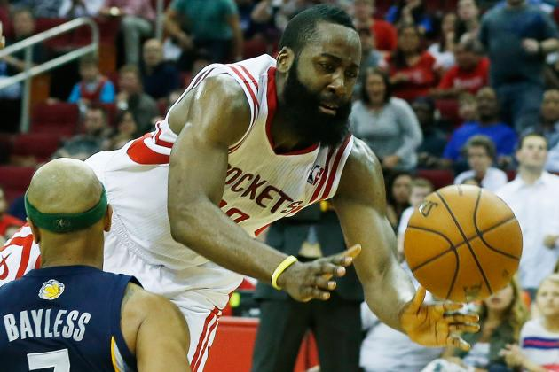 Building the Case for James Harden as the Best Shooting Guard in the NBA Today