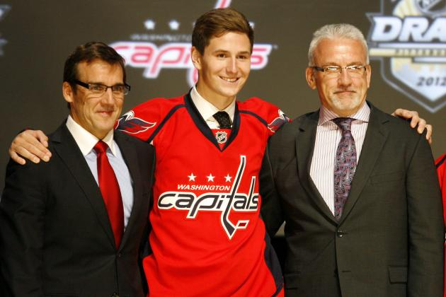 Nashville Predators Prospect Filip Forsberg Something of a Mystery