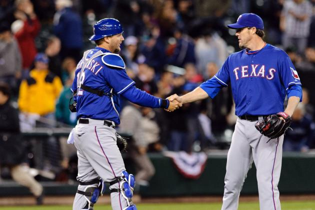 Rangers Outlast Mariners, Win 3-1