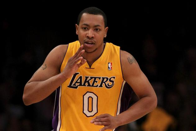Lakers Expected to Sign Andrew Goudelock