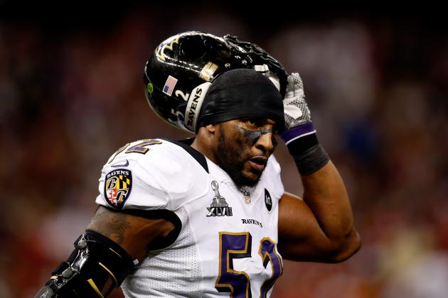 Ray Lewis Is Gone, but No-Nonsense Culture Remains