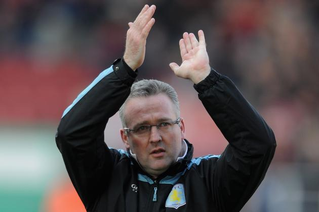 Paul Lambert Backs His Aston Villa Side to Maintain Their Recent Form