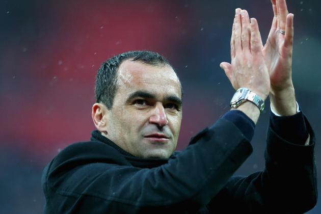 Wigan Boss Roberto Martinez Targets Premier League Survival