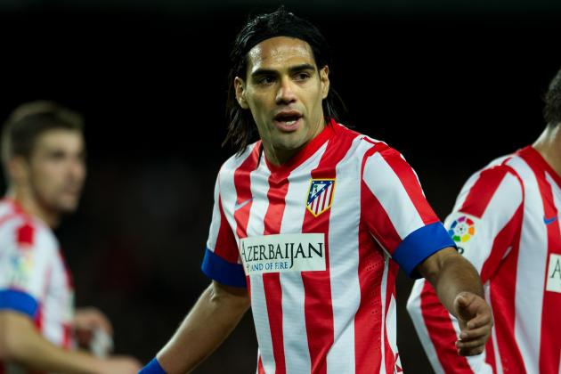 Sir Alex Ferguson Rejects Talk Linking Manchester United with Radamel Falcao