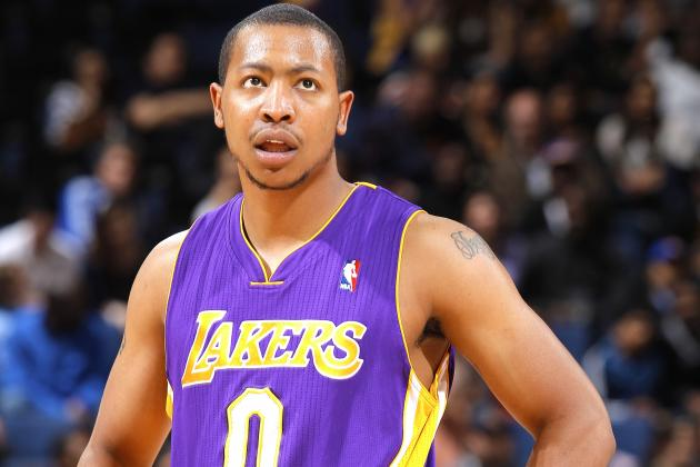 LA Lakers Will Reportedly Bring Back Andrew Goudelock After Kobe Bryant's Injury