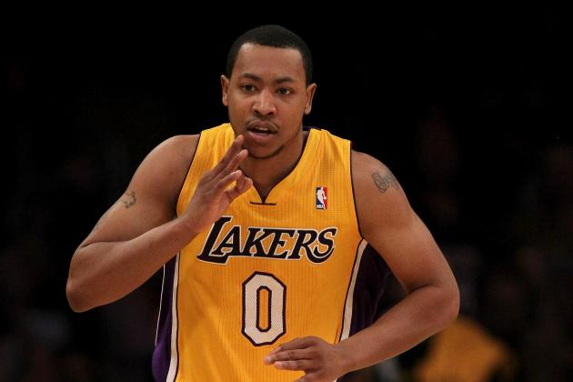Lakers Sign Andrew Goudelock Following Kobe Bryant's Injury