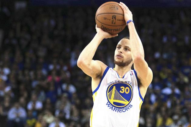 Predicting Where Stephen Curry Will Rank Among NBA's 3-Point Legends