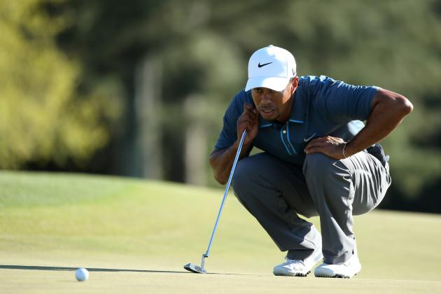 Masters 2013 Leaderboard: Updates on Golf's Top Stars on Day 4