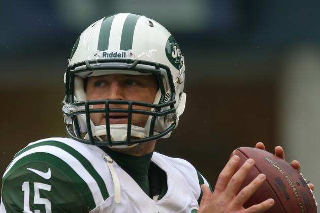 Tim Tebow's Contract Is Tough for New York Jets to Swallow