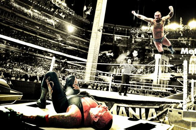 WrestleMania's Instant Classic: CM Punk Becomes the 1 in the Undertaker's 21-0