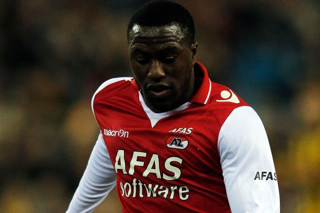 Altidore Nets Hat Trick Against Utrecht