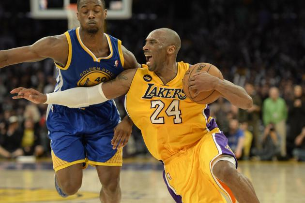 Kobe's Trainer Says Heavy Minutes Had Nothing to Do with His Injury