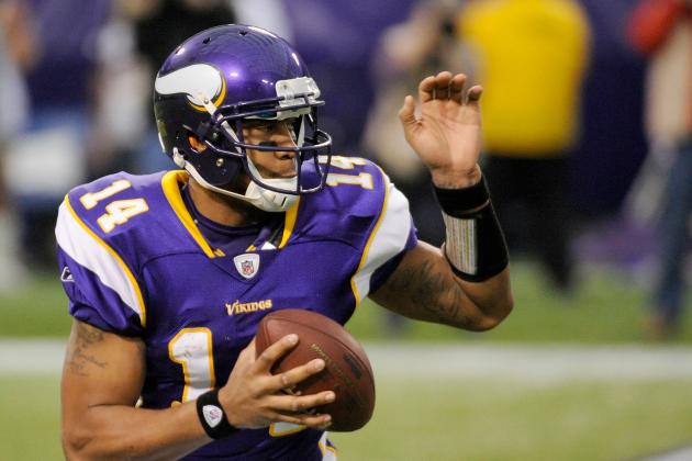 Vikings Possibly Switching Gears on Joe Webb Switching Positions