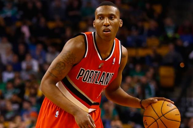 Blazers Free-Agent Nolan Smith, Little Used in Portland, Eager to Get His Shot
