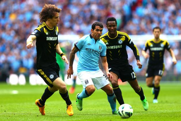 Chelsea vs. Manchester City: FA Cup Semifinal Live Score, Highlights, Recap