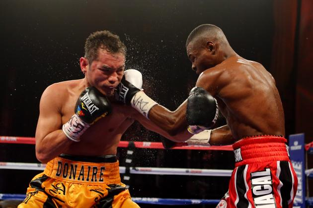 Guillermo Rigondeaux:  UD Win over Donaire Re-Writes Pound-for-Pound Rankings