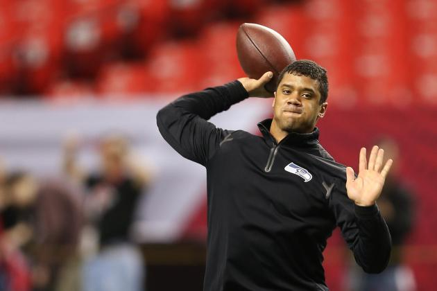 Report: Panthers Had Eye on Russell Wilson to Back Up Newton