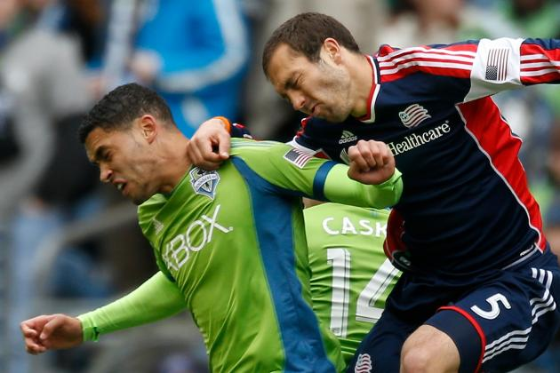 Seattle Sounders FC vs New England Revolution Recap