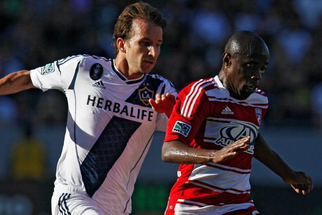 FC Dallas vs. LA Galaxy Recap