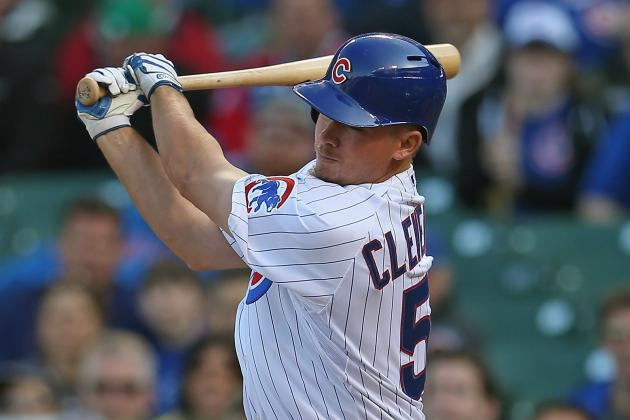Steve Clevenger out at Least Six Weeks with Strained Abdomen