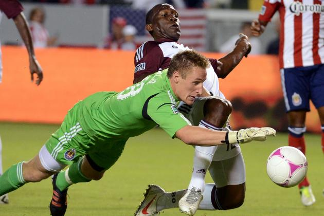 Chivas USA vs. Colorado Rapids Recap
