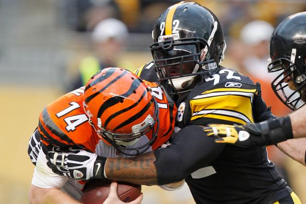 Cincinnati Bengals: How Would Signing James Harrison Affect the LB Position?