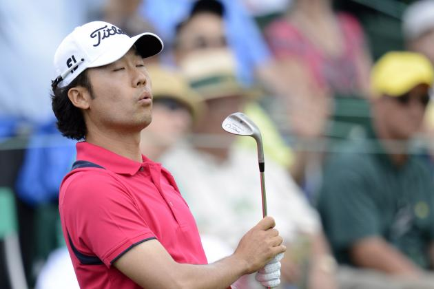 Kevin Na Scored A 10 On A Par 3