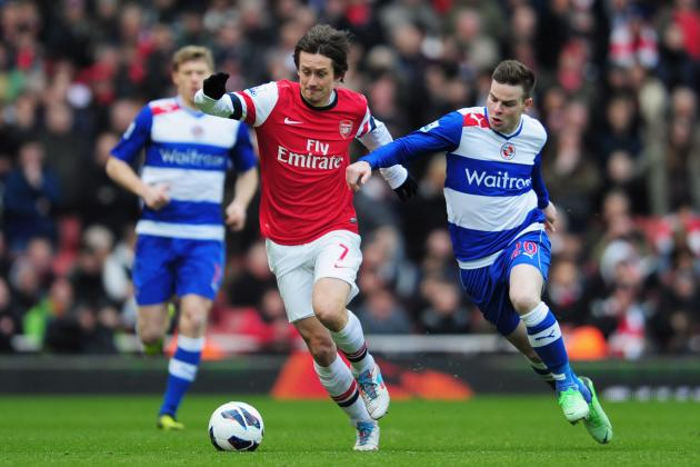 Why Tomas Rosicky Can Finally Prove Himself at Arsenal Next Season