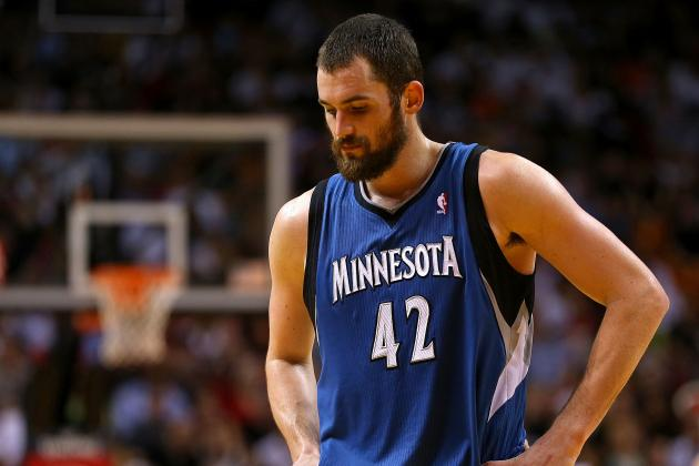 Minnesota Timberwolves' Kevin Love: When Healthy, We Can Make the Playoffs