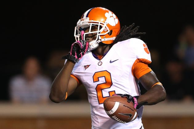 Sammy Watkins' Spring Performance Brings Optimism for 2013