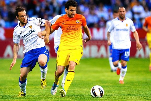 Real Zaragoza vs. Barcelona: Score, Grades and Post-Match Reaction