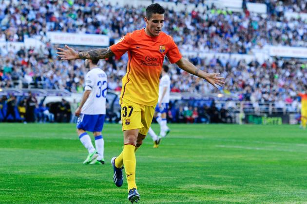 Cristian Tello: Brace Against Zaragoza Will Give Vilanova Headache