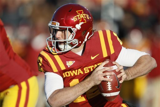 Iowa St QB Richardson Adapts to Pistol Attack