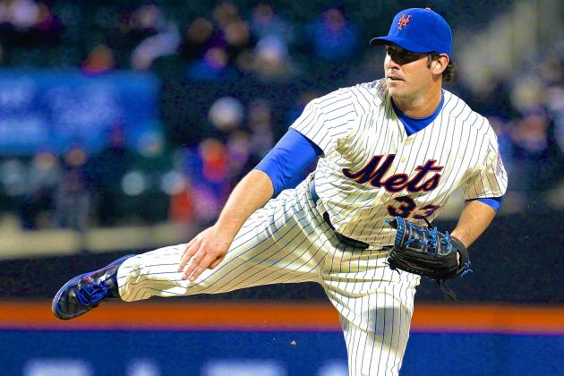 Matt Harvey Is the Best New Young Pitcher in Major League Baseball