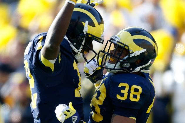 Gardner Shows He's at Home with Michigan's Pro-Style, Take-to-the-Air Offense