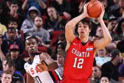 Croatian Teen Dario Saric Declares for NBA Draft