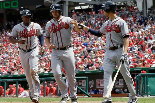 Braves' Sizzling Start Gets Hotter with Early Season Sweep of Nationals