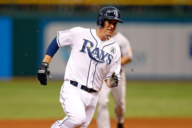 Rays No-Hit into 8th, Lose to Red Sox